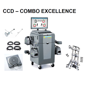 CCD-COMBO EXCELLENCE стенд за геометрия ; BEISSBARTH