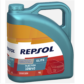 Моторно масло REPSOL ELITE INJECTION 10W40 - 4 литър