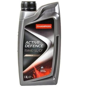 Моторно масло CHAMPION LUBRICANTS ACTIVE DEFENCE SL/CF, 15W-40, 1литър